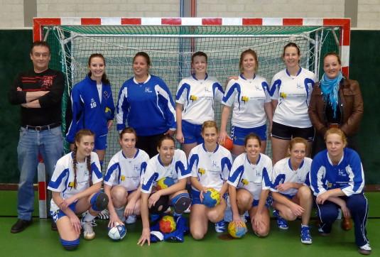 Dames 1 maart 2011
